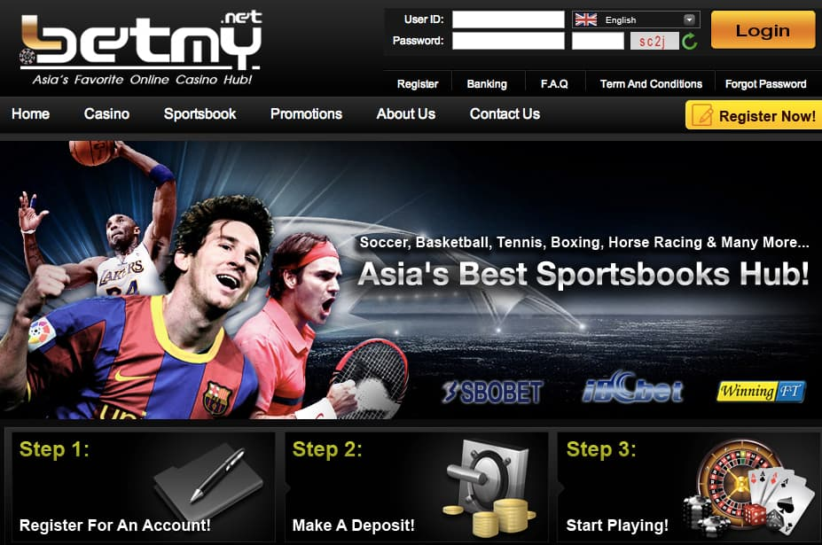 sports betting in asia