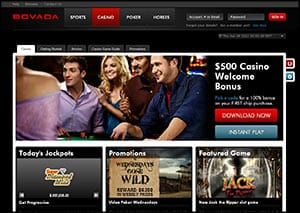 Bovada Casino ranked at No. 1