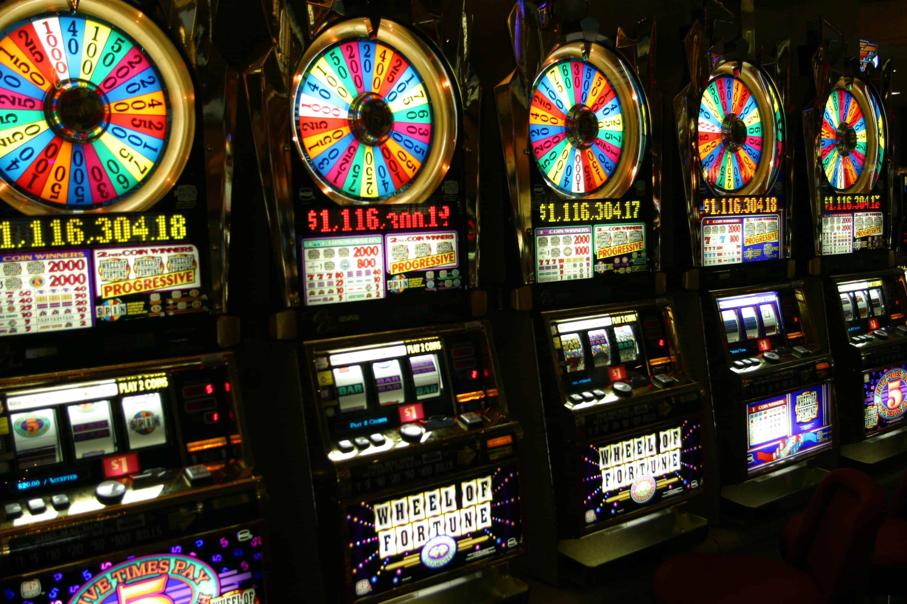 Wheel Of Fortune Slot Machines