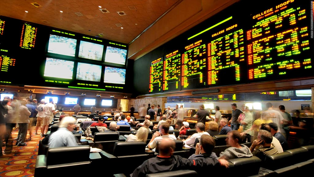 States with Legal Sports Betting