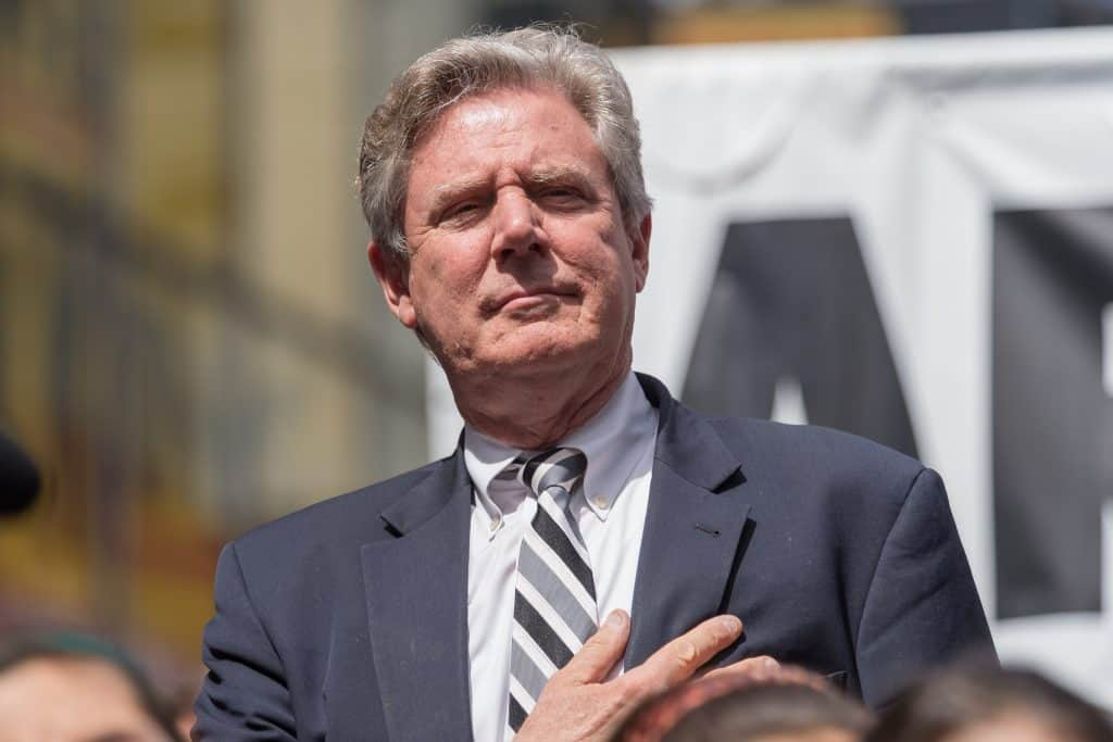 Frank Pallone it's time to lift the Sports Betting ban