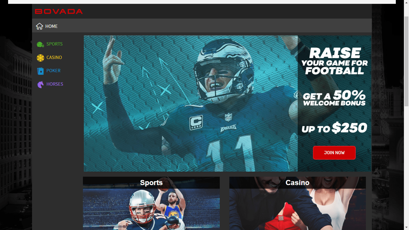 Is Bovada Legit and Safe to use?