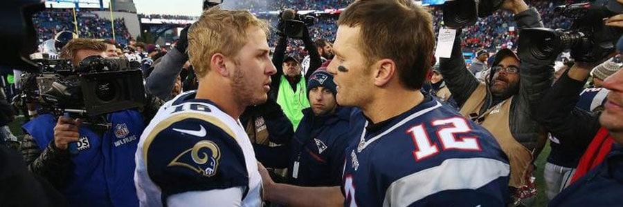 Super Bowl LIII QB vs QB Props