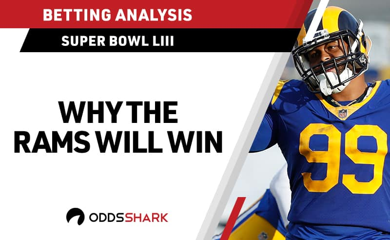 Why the Los Angeles Rams Will Win Super Bowl 53