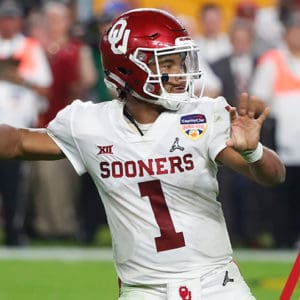 Odds on Which NFL Team Will Draft Kyler Murray