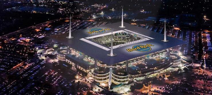 Hard Rock Stadium - ATP Tour - Miami Open
