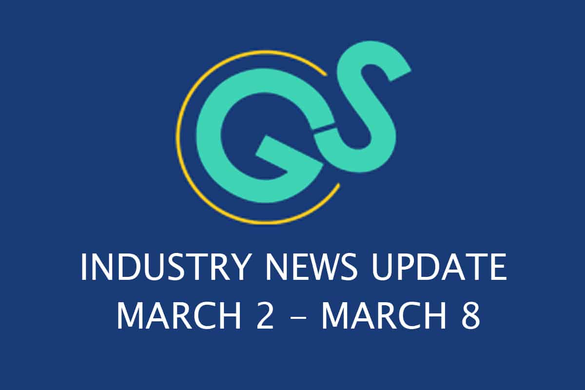 Gambling News Digest for March 2-8, 2019