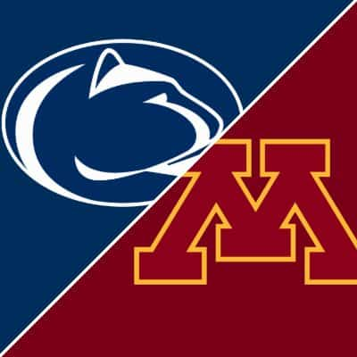 [Post Game Thread] Minnesota defeats Penn State in OT 77-72