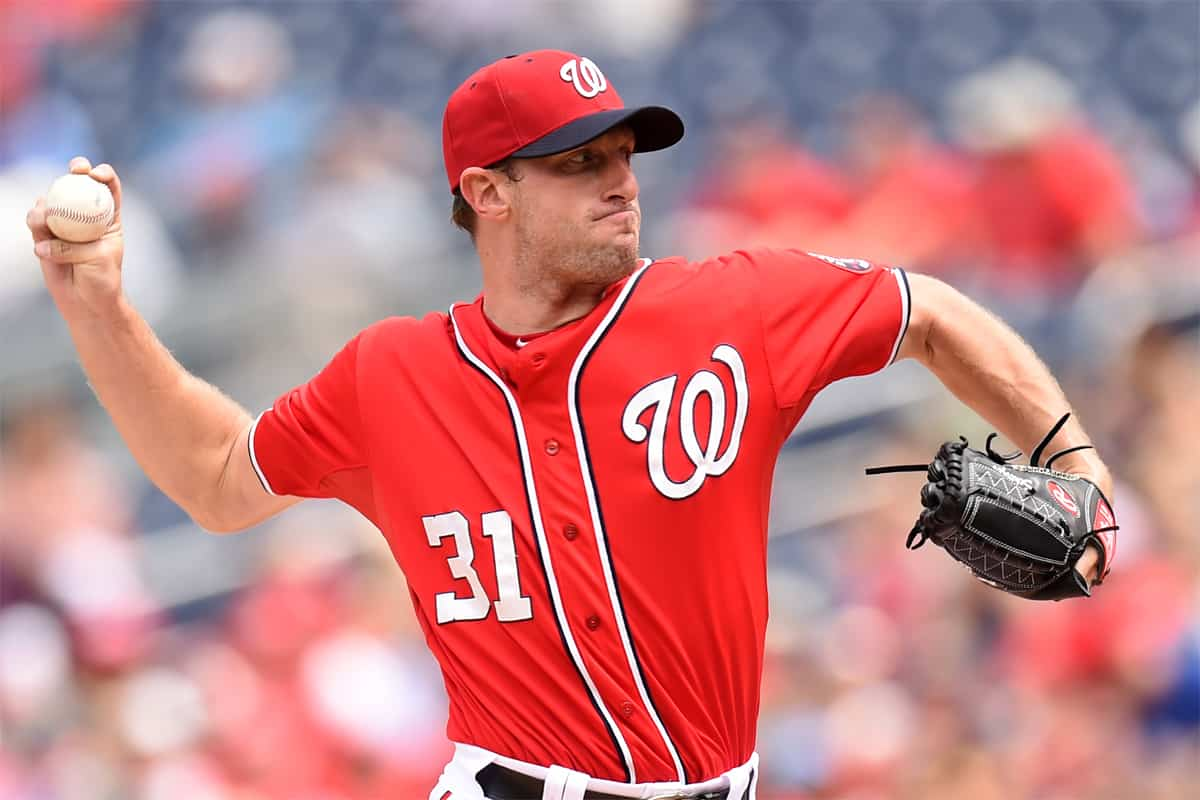 Betting on Max Scherzer and Other MLB Pitchers' Win Totals in 2019