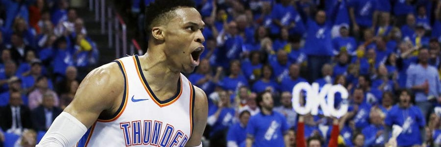 Thunder Vs Pacers NBA Betting Odds & Game Info