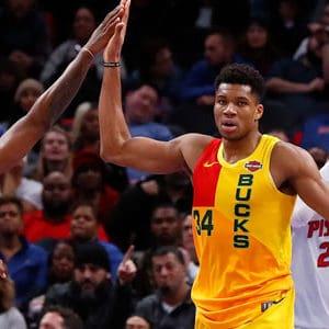 Bucks vs Pistons 2019 NBA Playoffs Odds & Pick for Game 4.