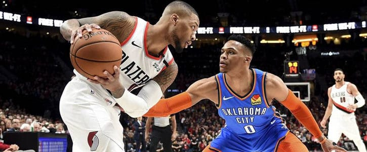 How to Bet Thunder vs Blazers 2019 NBA Playoffs Spread & Game 2 Preview.