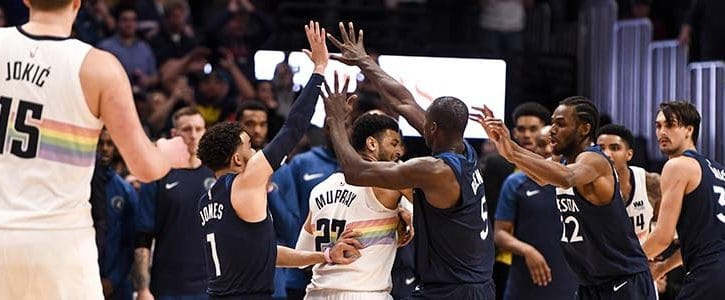 NBA 2019 Western Conference Playoff Matchups Odds & Betting Predictions