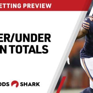 NFL 2019 Season Win Totals Odds Shark