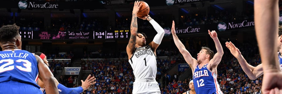 Nets Vs 76ers 2019 NBA Playoffs Odds & Game 2 Prediction