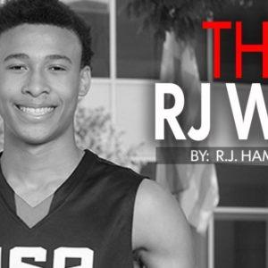 2020 5* RJ Hampton Gives Insight Into His Final 4