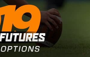 2019 NFL Futures Betting Options!