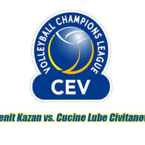 Zenit Kazan vs. Cucine Lube Civitanova Betting Preview – Odds, Predictions, and Pick