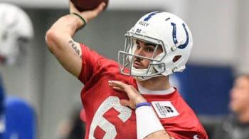 Indianapolis Colts 2019 NFL Season Win/Loss Total Odds & Prediction