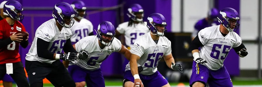 Minnesota Vikings 2019 NFL Season Win/Loss Total Odds & Betting Prediction