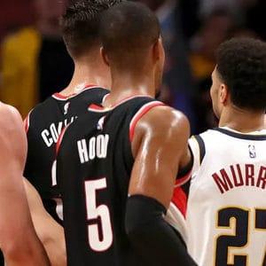 Nuggets vs Trail Blazers NBA Playoffs Game 6 Lines, Analysis & Prediction