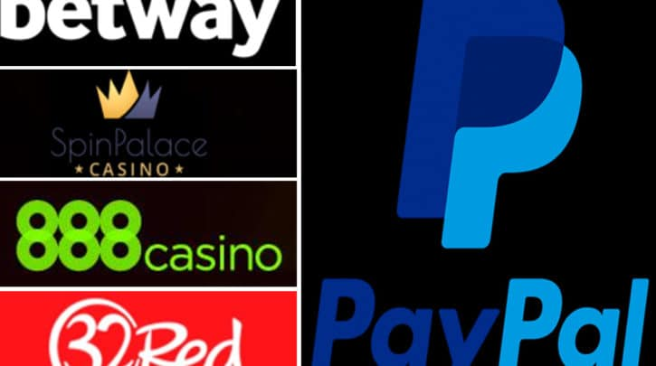 5 Best PayPal Casinos for Playing Online Slots