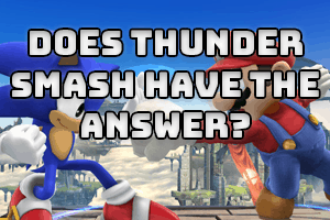 Thunder Smash Could Be the Next Big Thing in Super Smash Esports