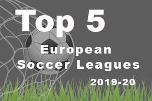 Can Someone New Win One of the Top 5 European Soccer Leagues?