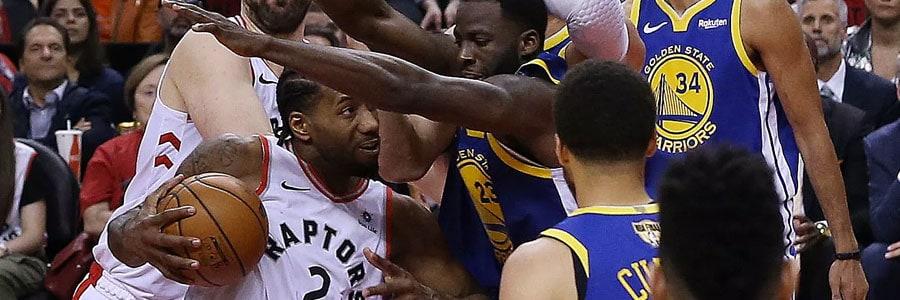 Raptors vs Warriors 2019 NBA Finals Game 3 Odds & Pick ...
