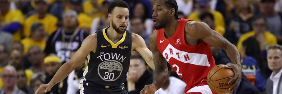 Raptors vs Warriors 2019 NBA Finals Game 6 Odds, Prediction & Pick