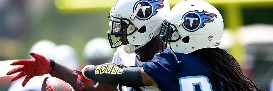 Tennessee Titans 2019 NFL Season Win/Loss Total Odds & Betting Prediction