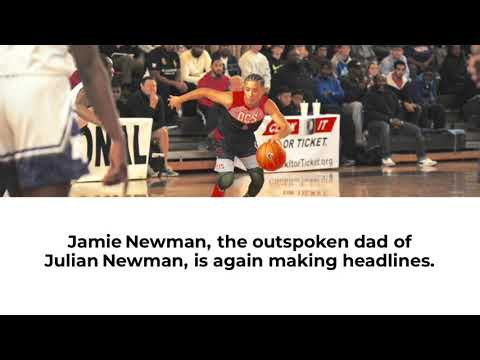 The Newman's: What Did Julian's Dad Do Now?