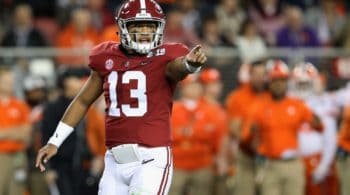 Five Players to Watch In The Run For the 2019 Heisman Trophy