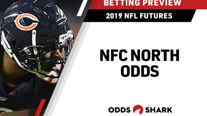 Odds to Win the 2019 NFC North