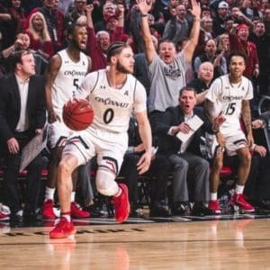 Former Cincinnati Guard Logan Johnson Transfers to St. Mary's
