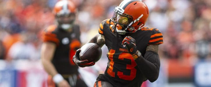 The Browns should be one of your NFL Week 2 picks.