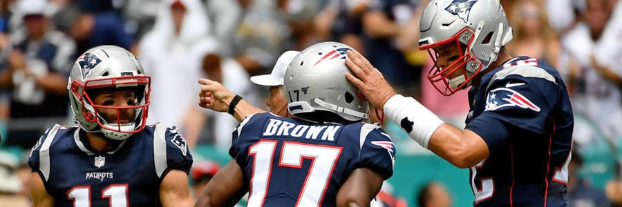 Jets vs Patriots 2019 NFL Week 3 Odds, Preview & Pick.