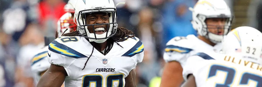Chargers vs Titans 2019 NFL Week 7 Odds, Preview & Prediction.