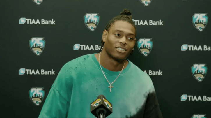 Jalen Ramsey's Post-Trade Request Press Conference Was a Disaster