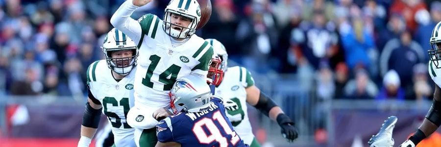 Patriots vs Jets 2019 NFL Week 7 Odds, Preview & Pick