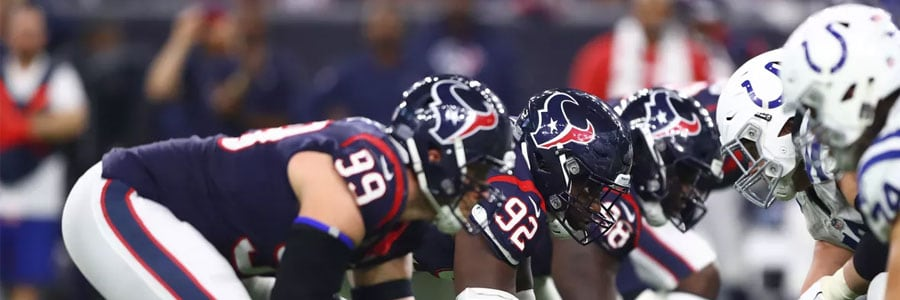 Texans vs Colts 2019 NFL Week 7 Odds, Preview & Pick
