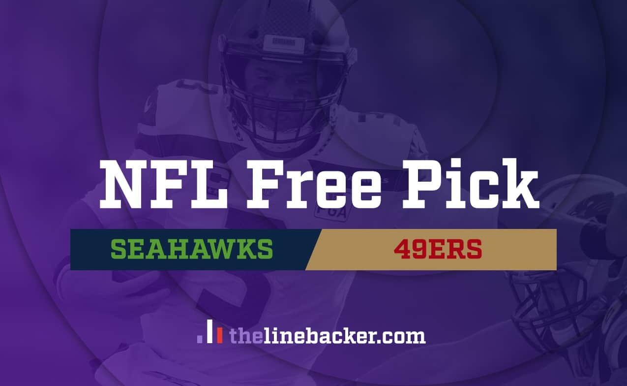 NFL Free Pick from Linebacker: Seahawks vs 49ers