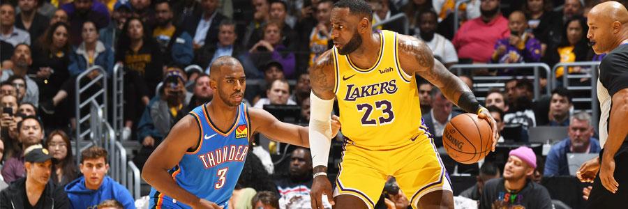 Wizards vs Lakers 2019 NBA Odds, Analysis & Prediction ...