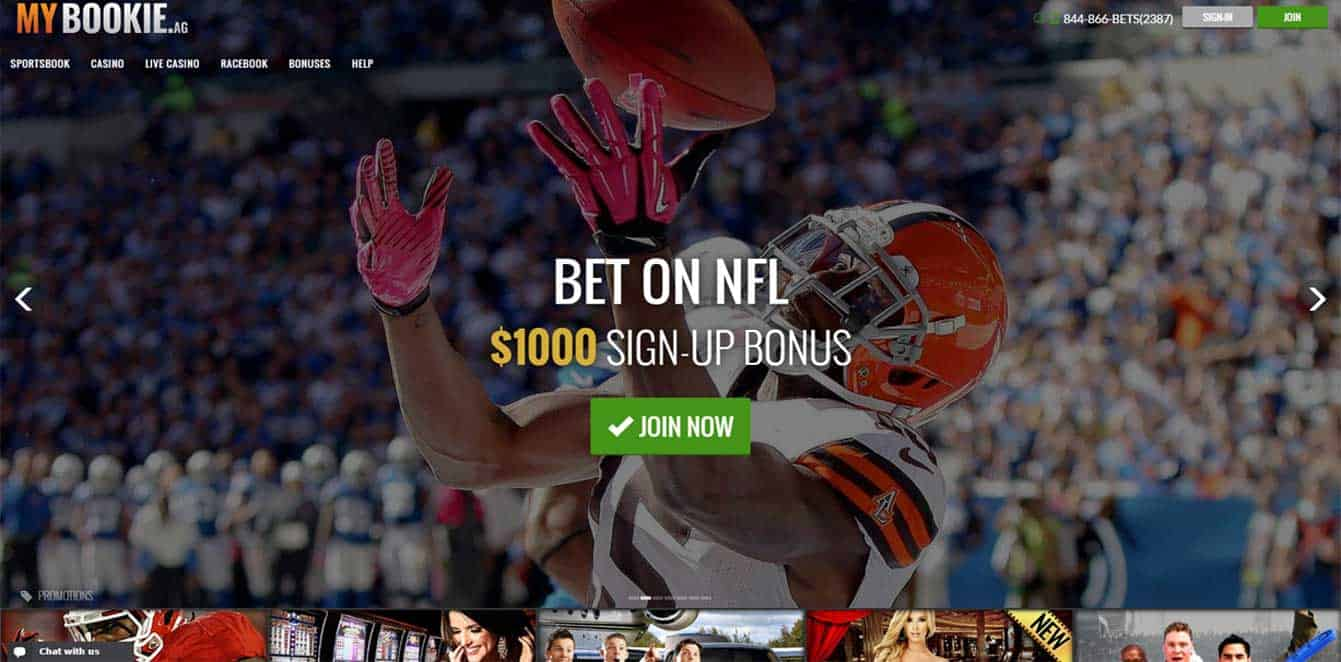 Is MyBookie a Legit Betting site