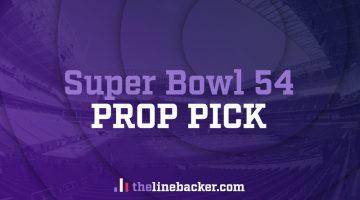Linebacker Favorite Super Bowl 54 Prop Bets