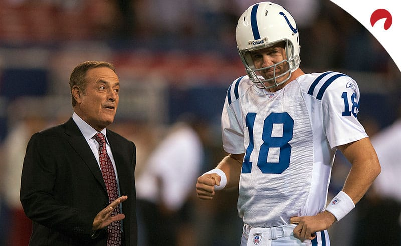 Odds on Peyton Manning and Al Michaels Joining Monday Night Football in 2020