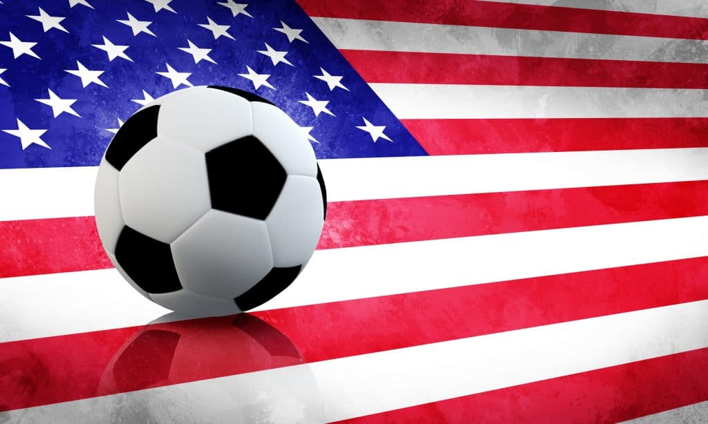 can you bet on soccer online in usa