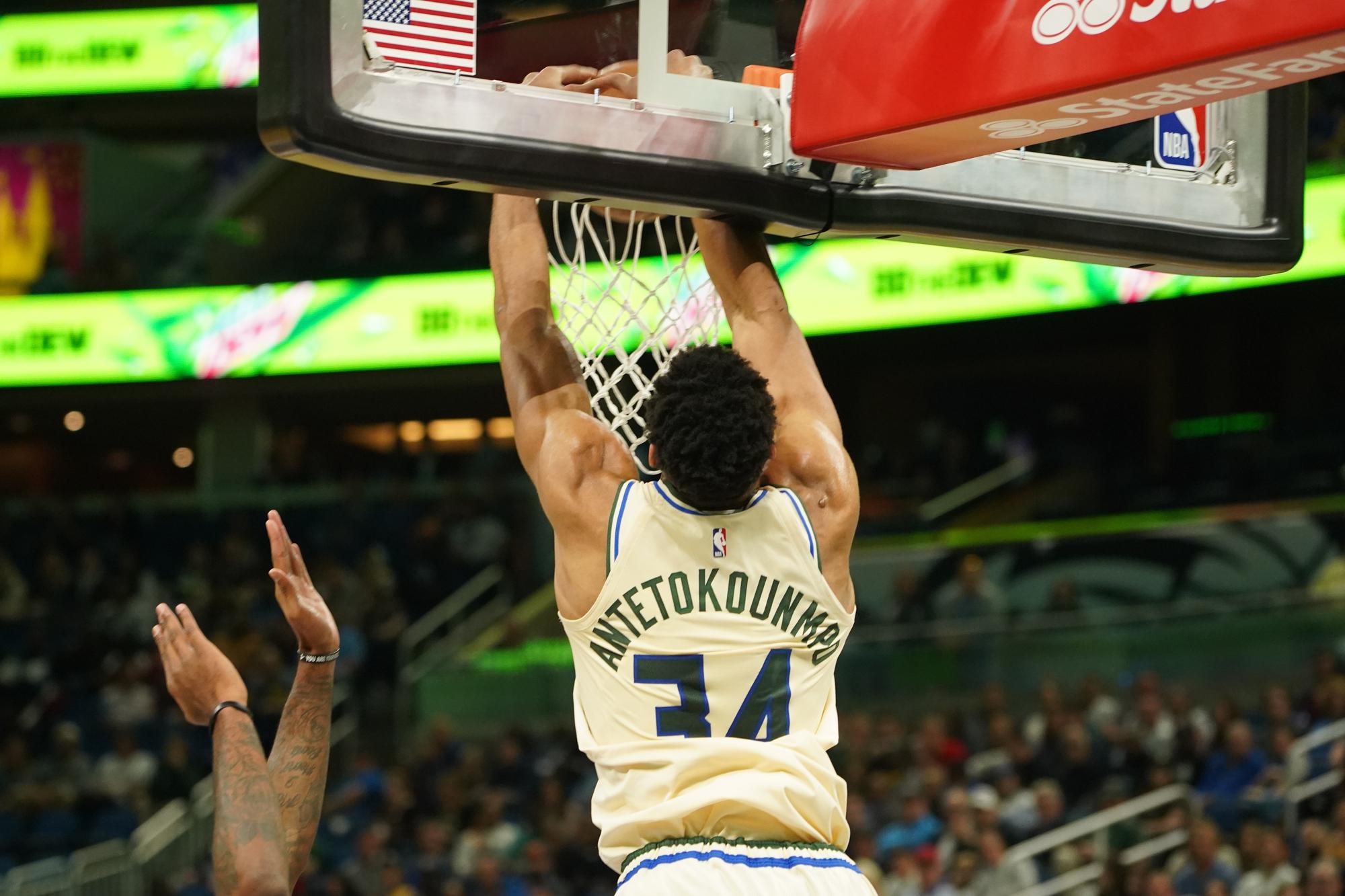 Who will win the 2020 NBA MVP? - Giannis Antetokounmpo