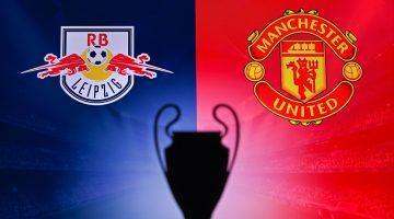 RB Leipzig 3 Manchester United 2
