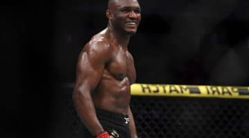 Kamaru Usman vs. Gilbert Burns Preview + Prediction